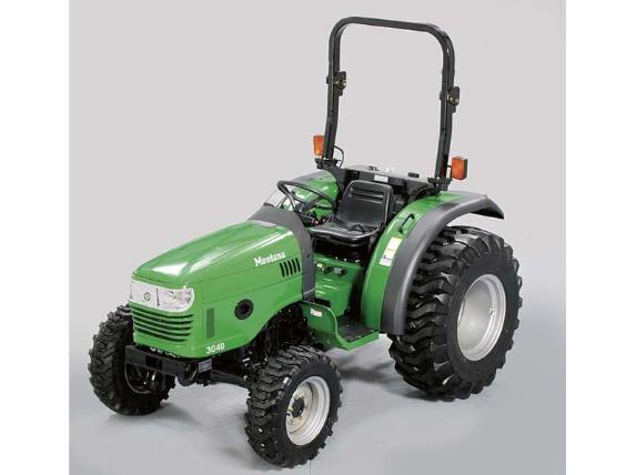Montana 3040 And Montana 3840 Tractor Part Catalog